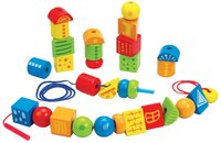 Hape: Creative Lacers String Along