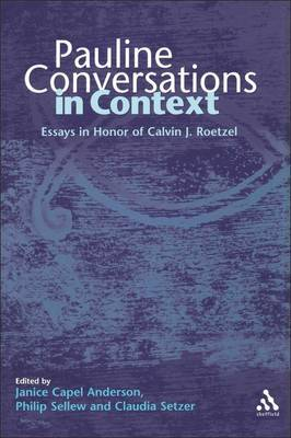 Pauline Conversations by Janice Capel Anderson image