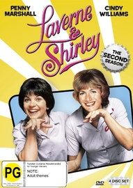 Laverne & Shirley - The Second Season on