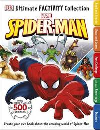 Spider-Man Ultimate Factivity Collection (with 500 Stickers) by DK
