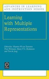 Learning with Multiple Representations image