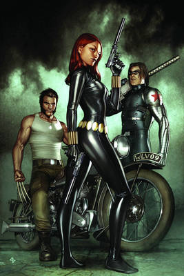 Black Widow: Deadly Origin by Paul Cornell