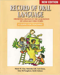 Record of Oral Language by Marie M Clay