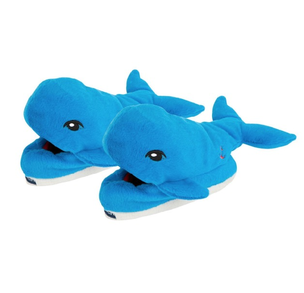 Sunnylife Slippers Kids Medium - Whale