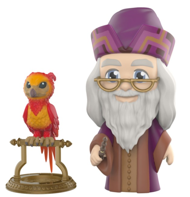 Harry Potter: Albus Dumbledore - 5-Star Vinyl Figure