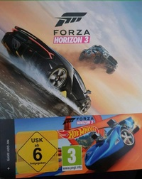 Forza Horizon 3 Hot Wheels full game download (code in box) for Xbox One