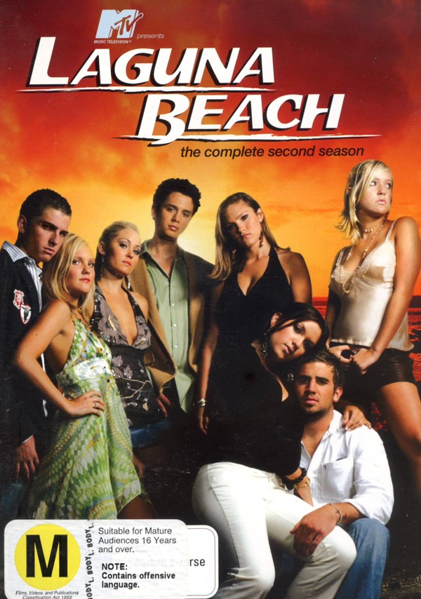 Laguna Beach - Complete Season 2 (3 Disc Set) on DVD image