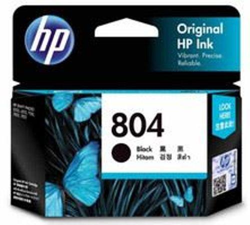 HP 804 Ink Cartridge - Black