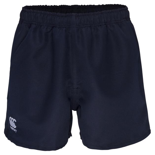 Professional Polyester Short Junior - Navy (8YR)