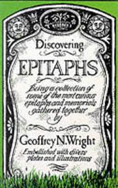Epitaphs by Geoffrey N. Wright image