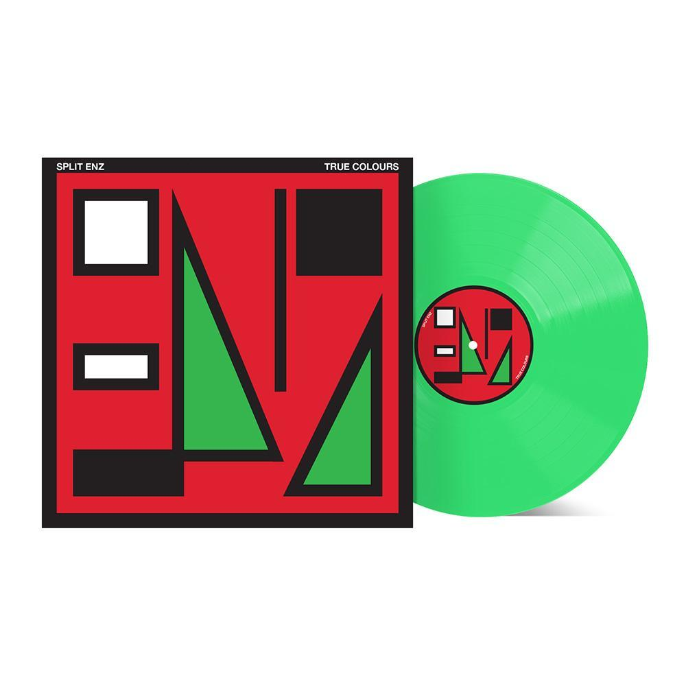 True Colours (Limited Edition Green) by Split Enz image