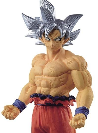 Dragon Ball Super: Ultra Instinct Goku - PVC Figure