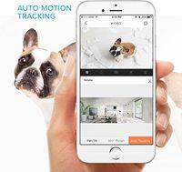 EZVIZ: ez360 Indoor Cloud Wi-Fi IP 720p Security Camera