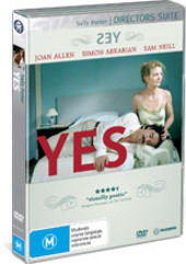Yes on DVD