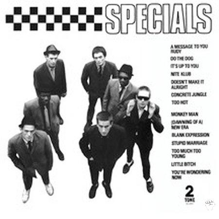 Best Of The Specials, The (CD/DVD) by The Specials image