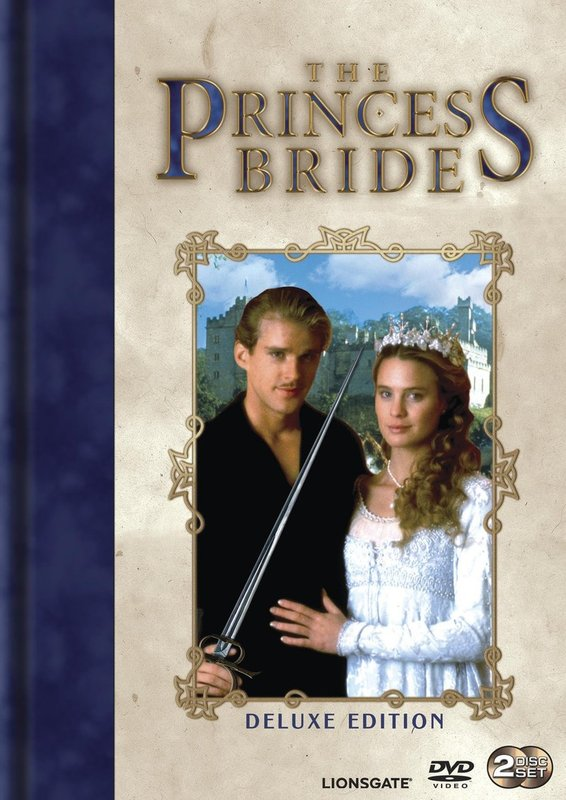 The Princess Bride - Deluxe Edition (2 Disc Set) on DVD