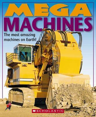 Mega Machines by Chez Pitchall