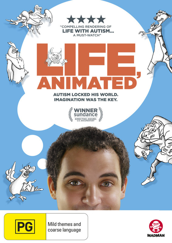Life, Animated on DVD