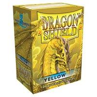 Dragon Shield Yellow Card Sleeves