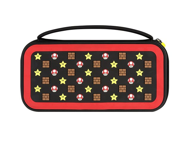 Nintendo Switch Starter Kit - Mario Pattern Edition for Nintendo Switch