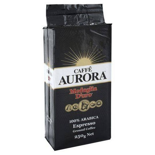Caffe Aurora Espresso Ground Coffee (250g)