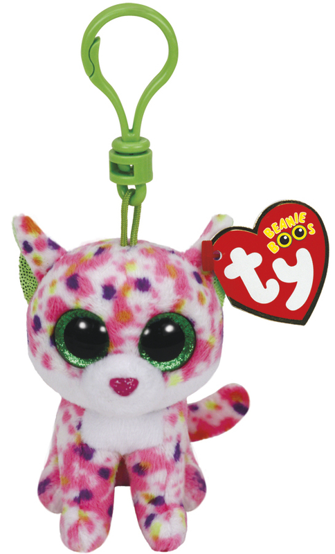 Ty Beanie Boos: Sophie Cat - Clip On Plush