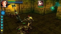 Warriors of the Lost Empire for PSP image