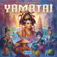 Yamatai - Board Game