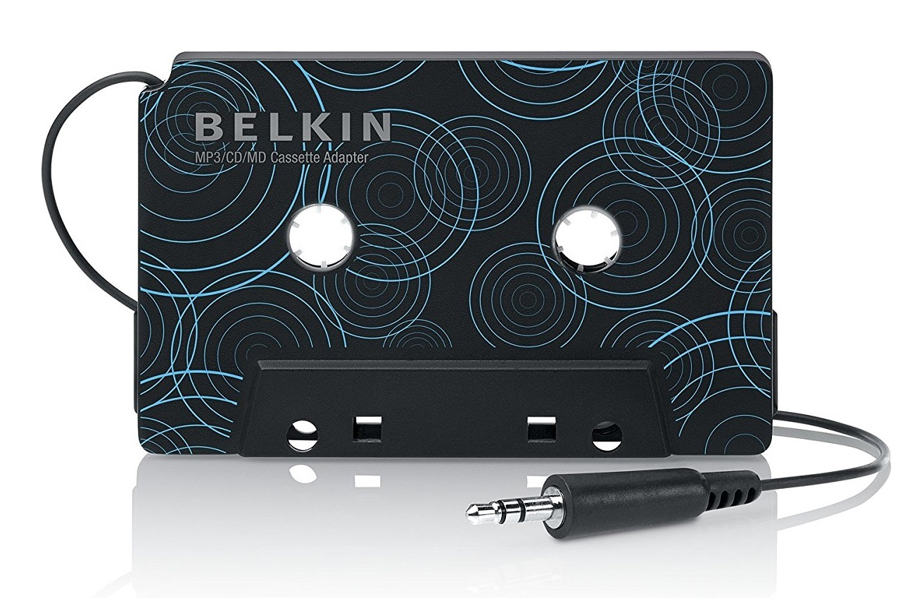 Belkin: Cassette Adaptor for MP3 Players image