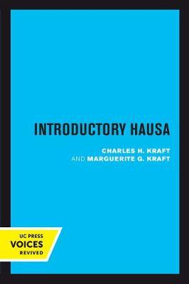 Introductory Hausa by Charles H. Kraft image