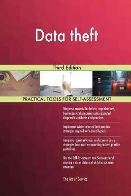 Data Theft Third Edition by Gerardus Blokdyk image