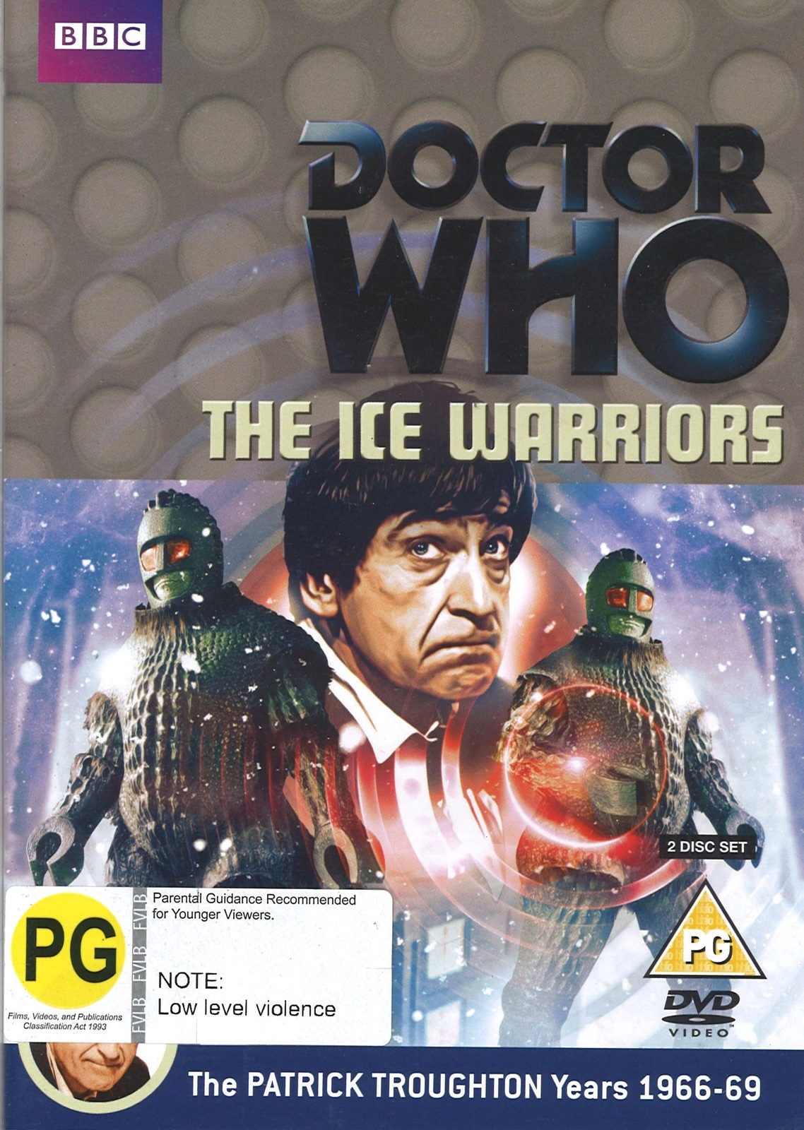 Doctor Who: The Ice Warriors Collection on DVD image