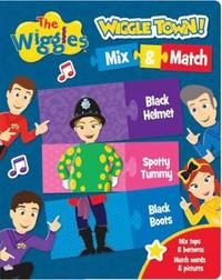 The Wiggles: Wiggle Town! Mix & Match by The Wiggles image