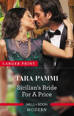 Sicilian's Bride For A Price by Tara Pammi
