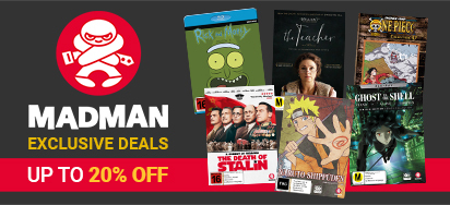 Exclusive Madman October Deals