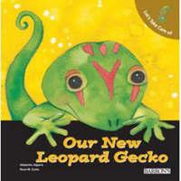 Our New Leopard Gecko by Alejandro Algarra image