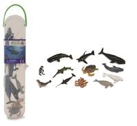 CollectA: Box of Mini Sea Animals - Series 2
