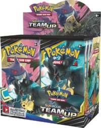 Pokemon TCG: Sun & Moon Team Up - Booster Box
