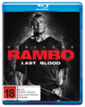 Rambo: Last Blood on Blu-ray