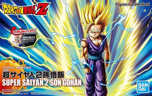 Dragon Ball: Figure-rise: SS 2 Son Gohan - Model Kit
