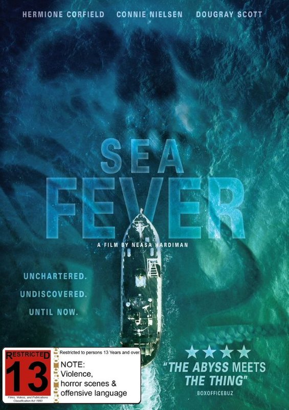 Sea Fever on DVD