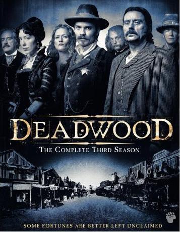 Deadwood: The Complete Third Season (4 Disc Box Set) (Amaray) on DVD image