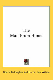 The Man From Home by Booth Tarkington image