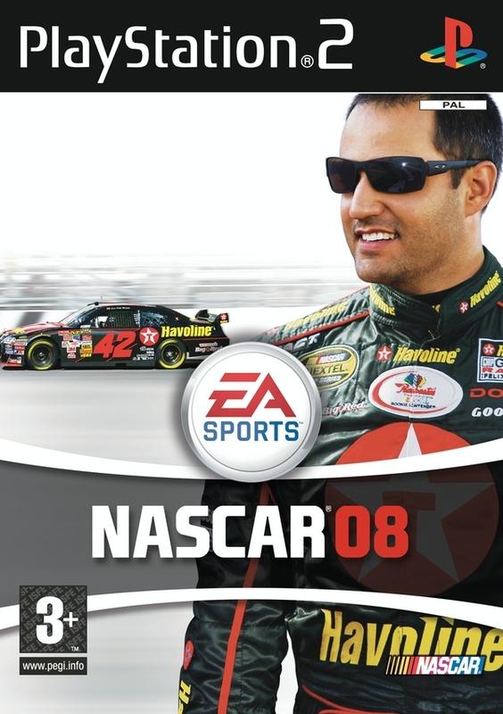 NASCAR 08 for PlayStation 2