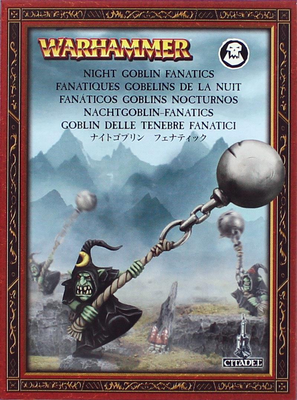 Warhammer Night Goblin Fanatics image