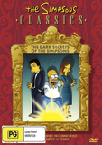 The Dark Secrets Of The Simpsons DVD