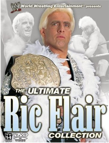 WWE - Ultimate Ric Flair Collection, The (3 Disc Box Set) on DVD image
