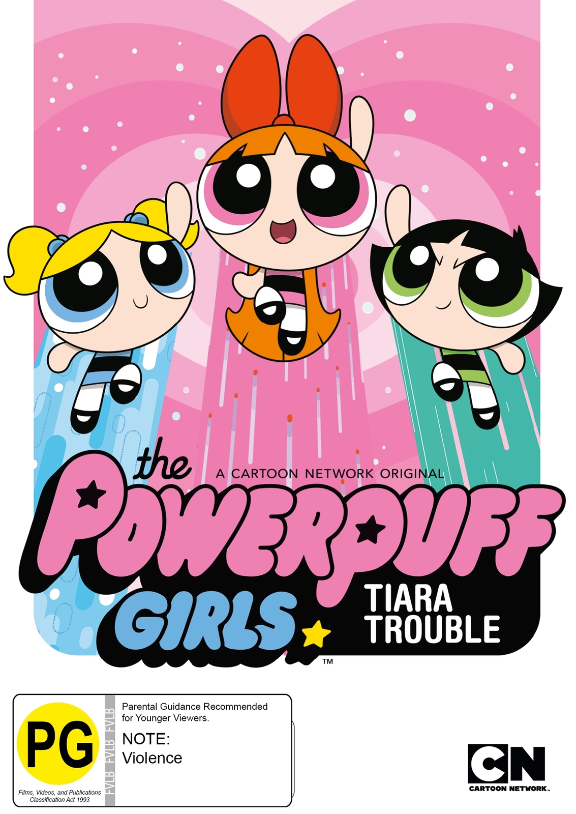 41fab1f27 The Powerpuff Girls : Tiara Trouble | DVD | In-Stock - Buy Now | at ...