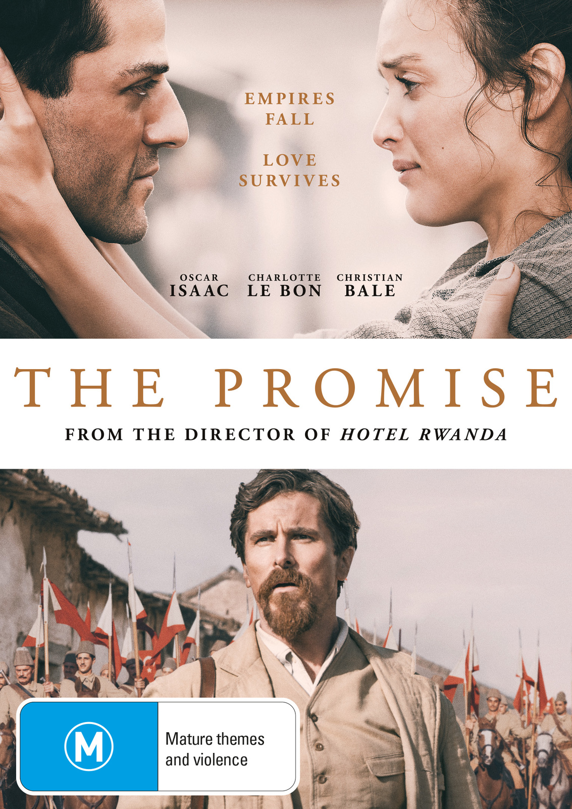 The Promise on DVD image