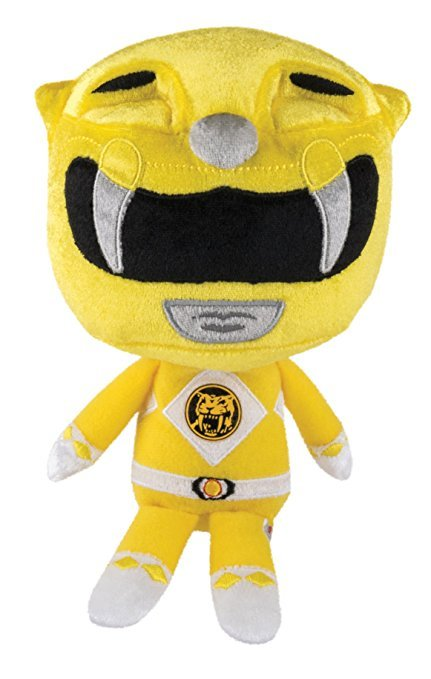 Power Rangers - Yellow Ranger Hero Plush